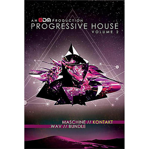 8DM Progressive House Vol 2 for Kontakt thumbnail