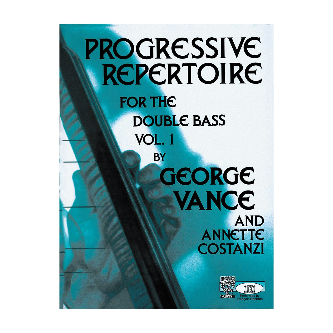 Carl Fischer Progressive Repertoire For The Double Bass Vol. One thumbnail