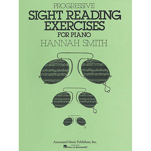 G. Schirmer Progressive Sight Reading Exercises (Piano Technique) Piano Method Series Composed by H Smith thumbnail