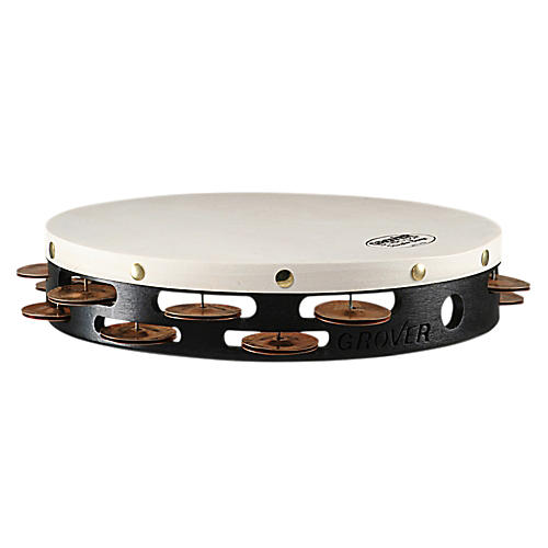 Grover Pro Projection-Plus Double-Row Phosphor Bronze Tambourine thumbnail