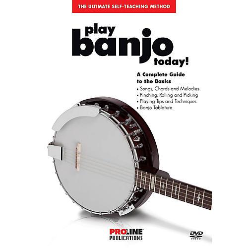 Proline Proline - Play Banjo Today DVD-thumbnail