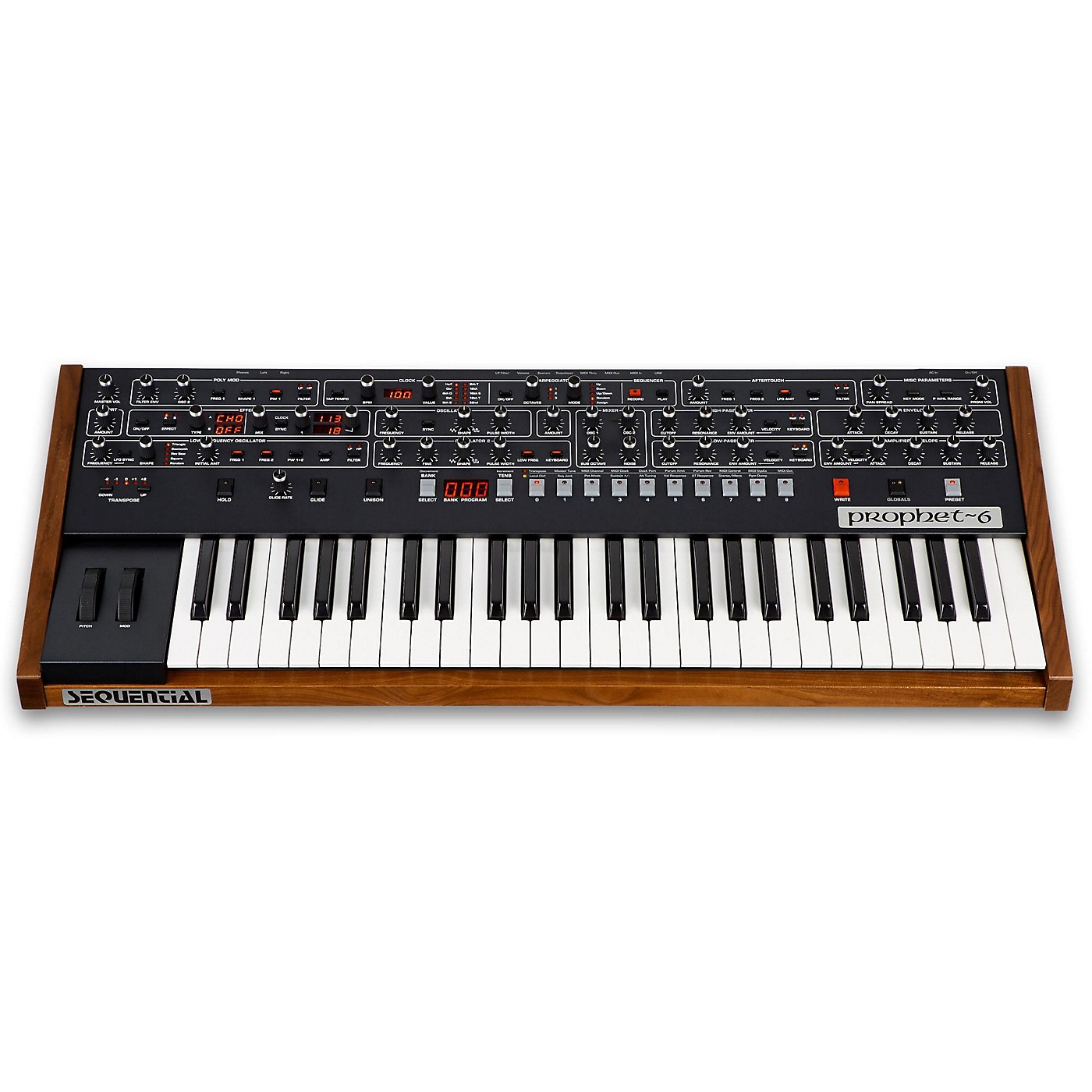 Sequential Prophet-6 6-Voice Polyphonic Analog Synthesizer thumbnail