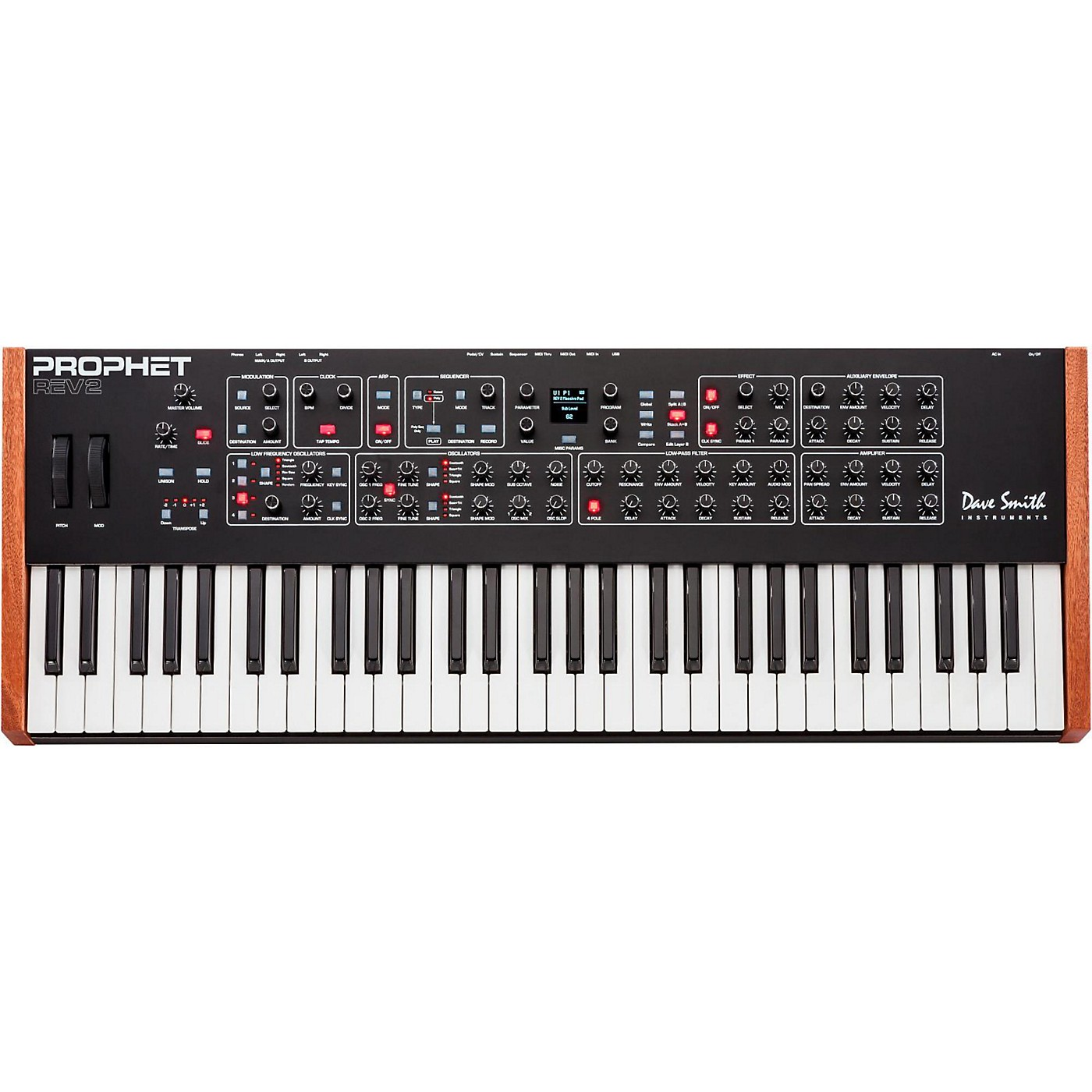Sequential Prophet Rev2 Synthesizer thumbnail