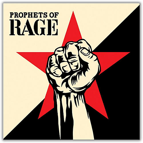 Universal Music Group Prophets Of Rage - Prophets Of Rage [LP] thumbnail
