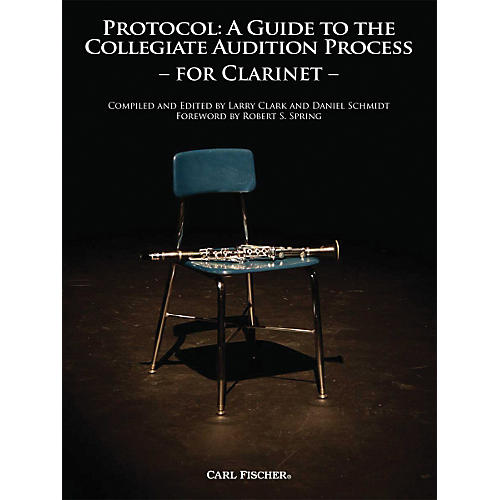 Carl Fischer Protocol: Clarinet Book-thumbnail