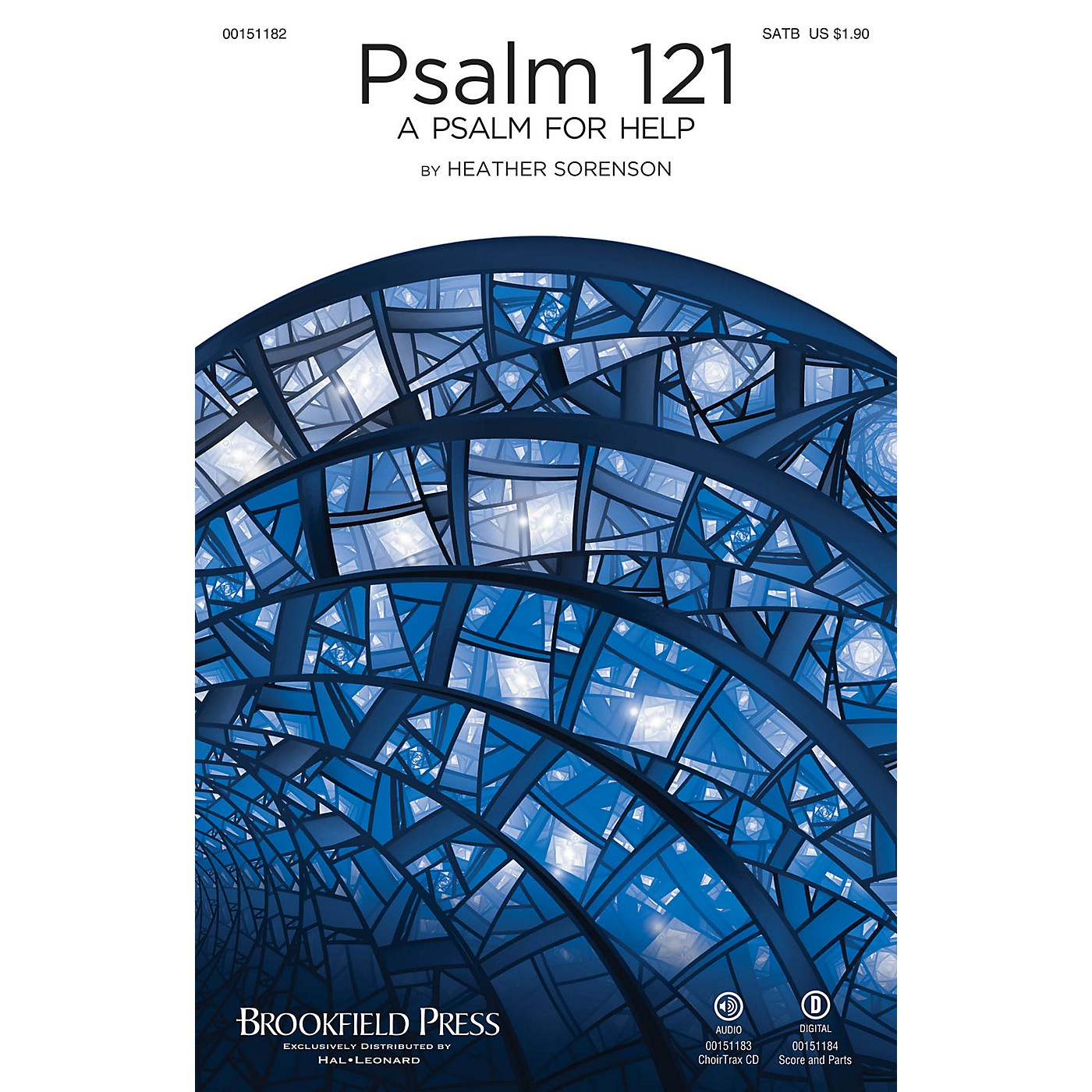 Brookfield Psalm 121 (A Psalm for Help) SATB composed by Heather Sorenson thumbnail