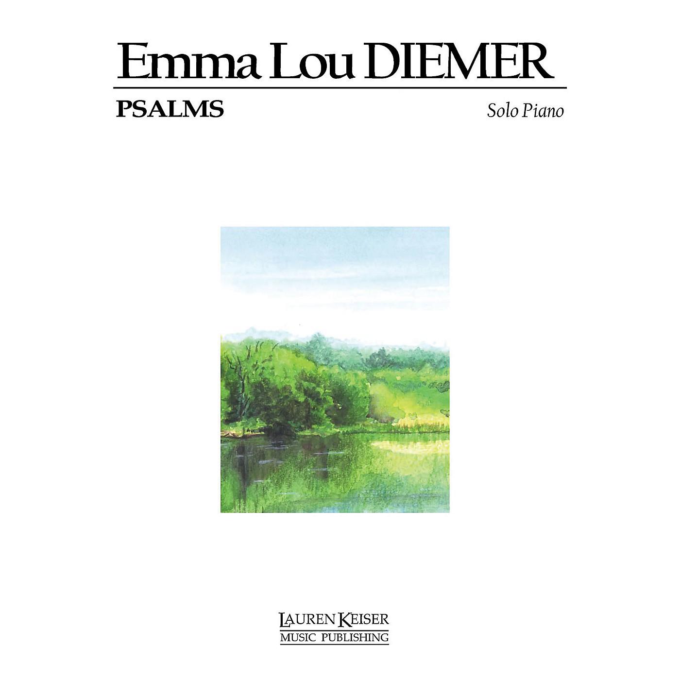 Lauren Keiser Music Publishing Psalms for Piano LKM Music Series thumbnail