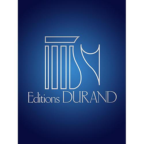 Editions Durand Psaume 129 Baryton/piano (fr/angl) (ton Original) Editions Durand Series Composed by Lili Boulanger thumbnail