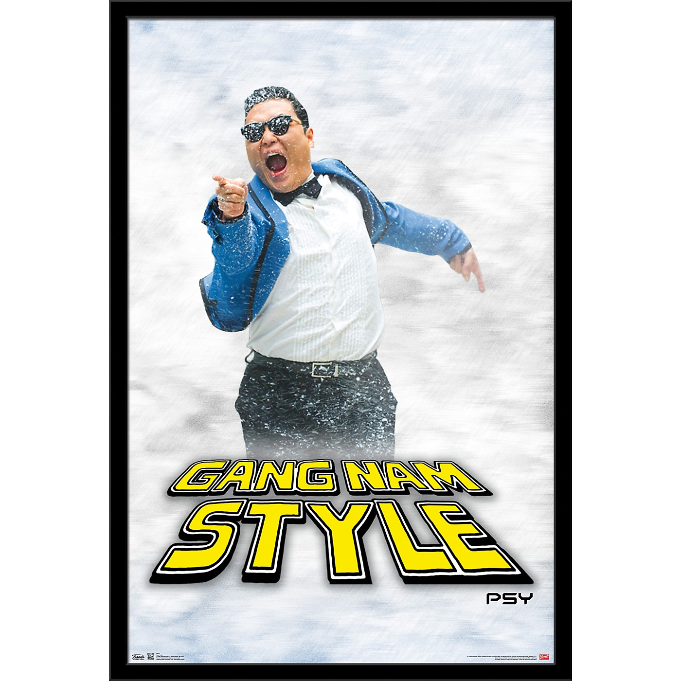 Trends International Psy - Point Poster thumbnail