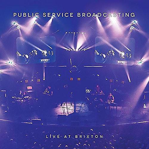 Alliance Public Service Broadcasting - Live At Brixton thumbnail