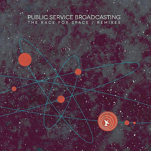 Alliance Public Service Broadcasting - Race For Space / Remixes thumbnail