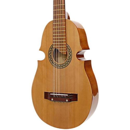 Paracho Elite Guitars Puerto Rican Style Cuatro Acoustic Guitar thumbnail