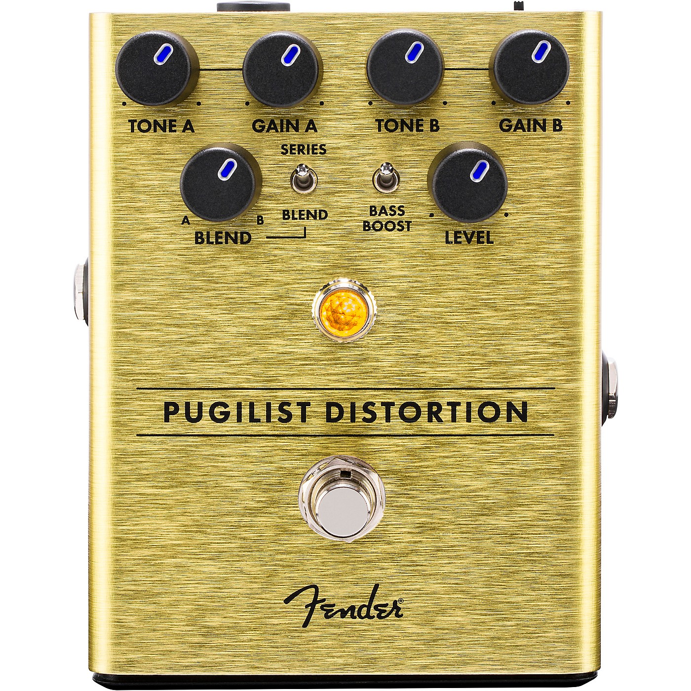 Fender Pugilist Distortion Effects Pedal thumbnail