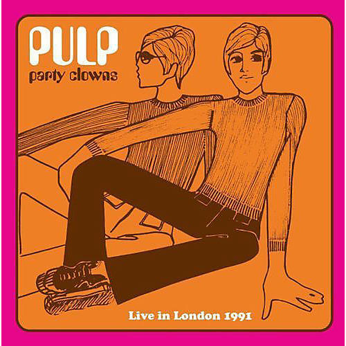 Alliance Pulp - Party Clowns: Live in London 1991 thumbnail