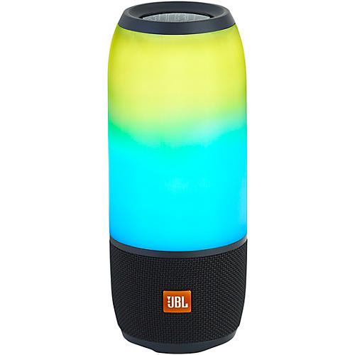 JBL Pulse 3 Portable Speaker with Bluetooth, Built-in Battery, Mic and Built-in Light Show thumbnail