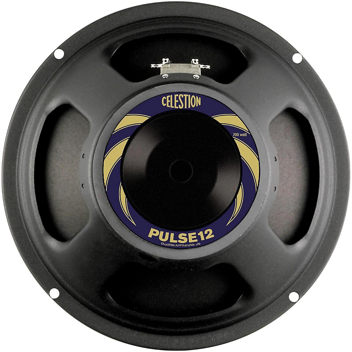 Celestion Pulse Series 12 Inch 200 Watt 8 ohm Ceramic Bass Replacement Speaker thumbnail