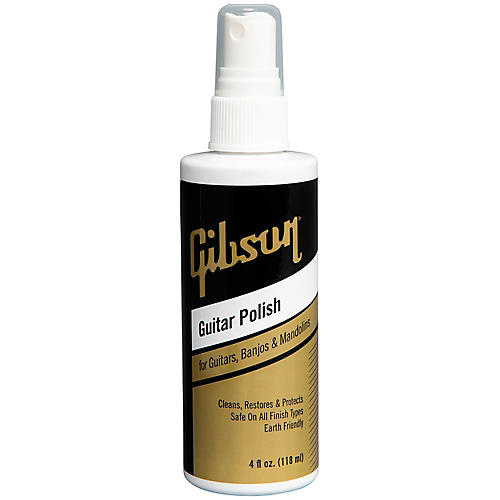 Gibson Pump Polish for Guitars, Banjos, Mandolins thumbnail