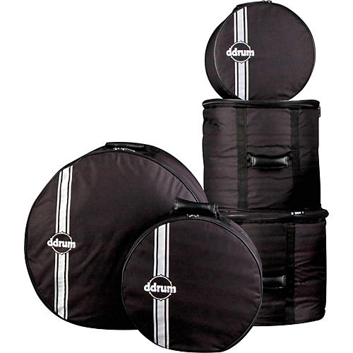 Ddrum Punx Series Drum Bag Set-thumbnail