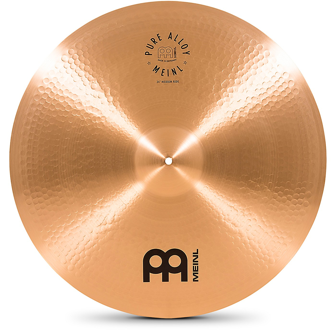 Meinl Pure Alloy Traditional Medium Ride Cymbal thumbnail