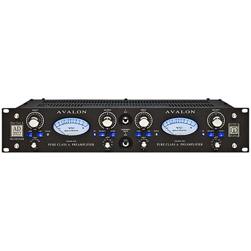 Avalon Pure Class A Dual  Mono Microphone Preamplifier & DI thumbnail