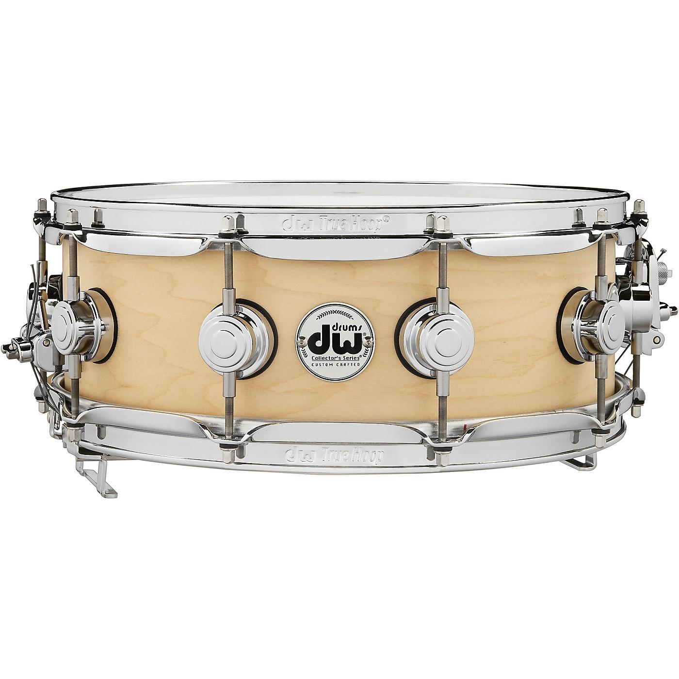 DW Pure Maple True-Sonic Snare Drum thumbnail