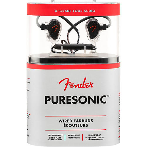 Fender PureSonic Wired Earbuds thumbnail