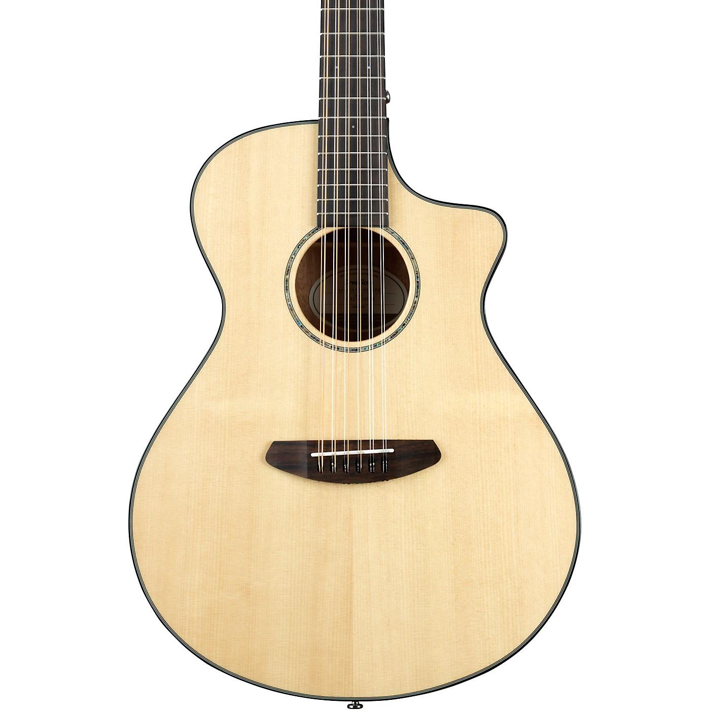 Breedlove Pursuit 12-String Concert Cutaway CE Acoustic-Electric Guitar thumbnail