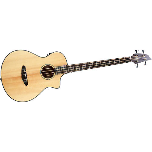 Breedlove Pursuit Acoustic-Electric Bass Guitar thumbnail