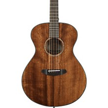 Breedlove Pursuit Concert All Mahogany Acoustic-Electric Guitar
