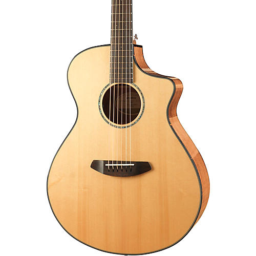 Breedlove Pursuit Concert CE Sitka - Mahogany Acoustic-Electric Guitar thumbnail