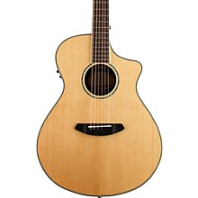 Breedlove Pursuit Concert CE Sitka Spruce - Bubinga Acoustic-Electric Guitar