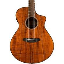 Breedlove Pursuit Concert Koa Acoustic-Electric Guitar