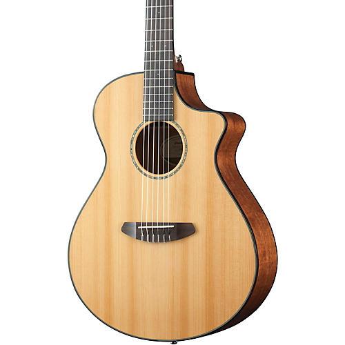 Breedlove Pursuit Concert Nylon Acoustic-Electric Guitar thumbnail