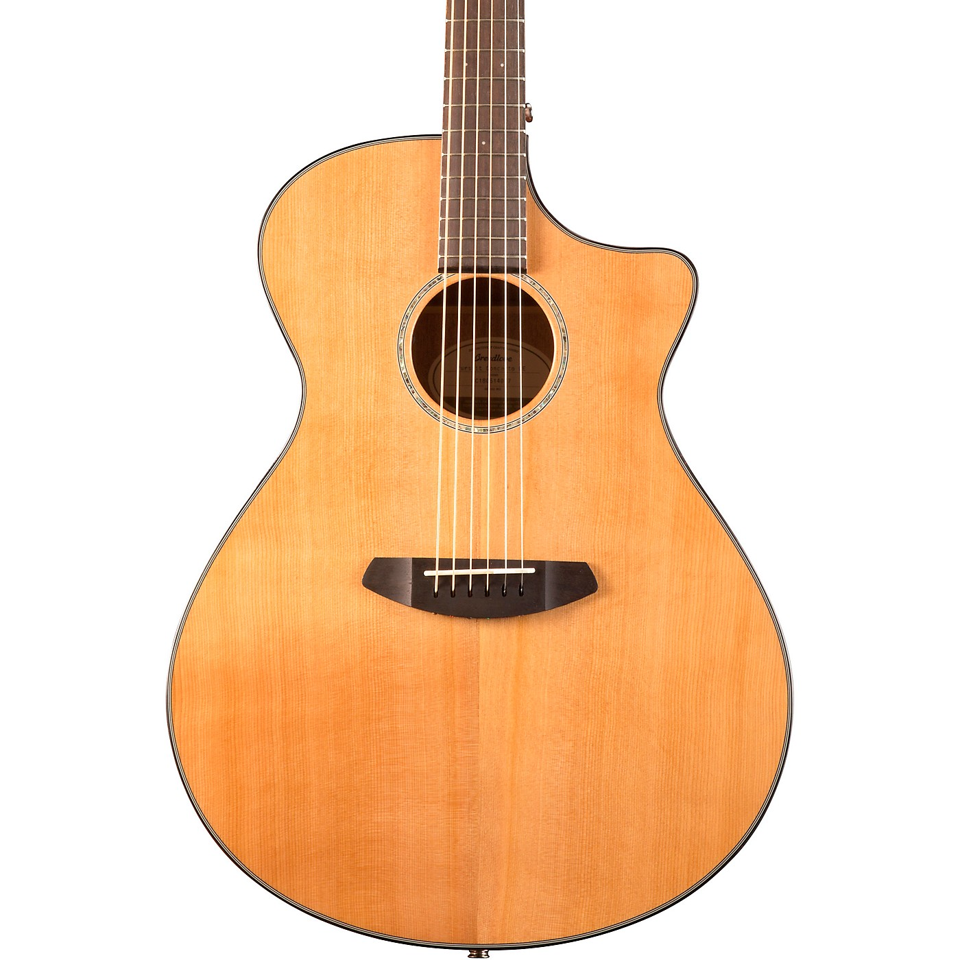Breedlove Pursuit Concerto Cutaway CE Acoustic-Electric Guitar thumbnail