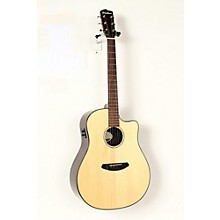 Breedlove Pursuit Dreadnought Ebony Acoustic-Electric Guitar