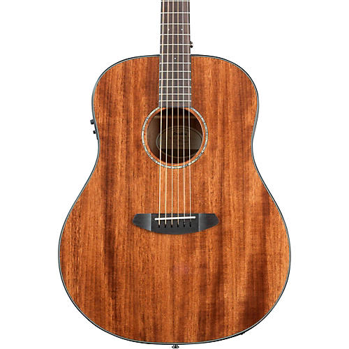 Breedlove Pursuit Dreadnought Mahogany Acoustic-Electric Guitar thumbnail