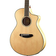 Breedlove Pursuit Exotic Concert CE Sitka Spruce - Myrtlewood Acoustic-Electric Guitar
