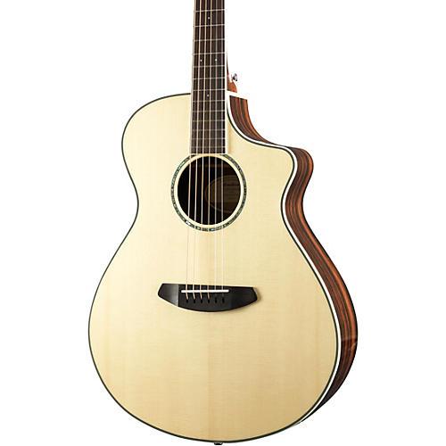 Breedlove Pursuit Exotic Concert with Engelmann Spruce Top Acoustic-Electric Guitar thumbnail