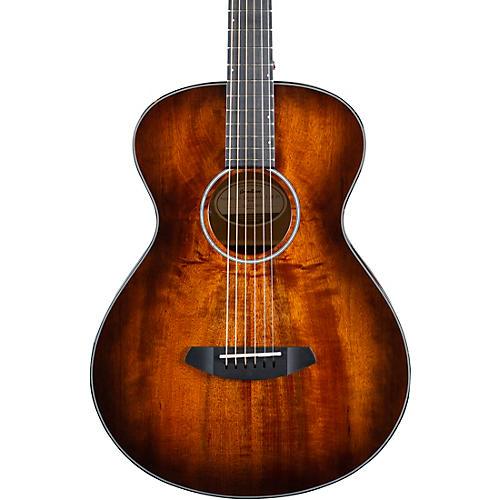 Breedlove Pursuit Exotic Concertina E Myrtlewood-Myrtlewood Acoustic-Electric Guitar thumbnail