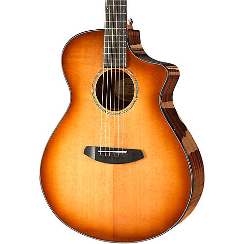Breedlove Pursuit Exotic Sitka-Ovangkol Acoustic-Electric Guitar thumbnail