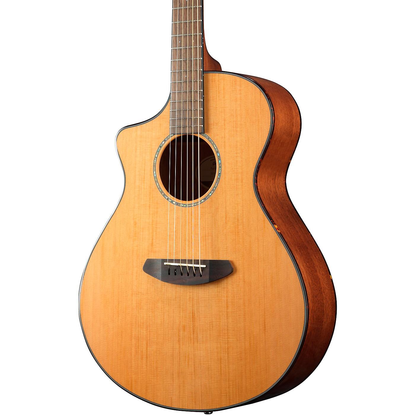 Breedlove Pursuit Left-Handed Concert Cutaway CE Acoustic-Electric Guitar thumbnail