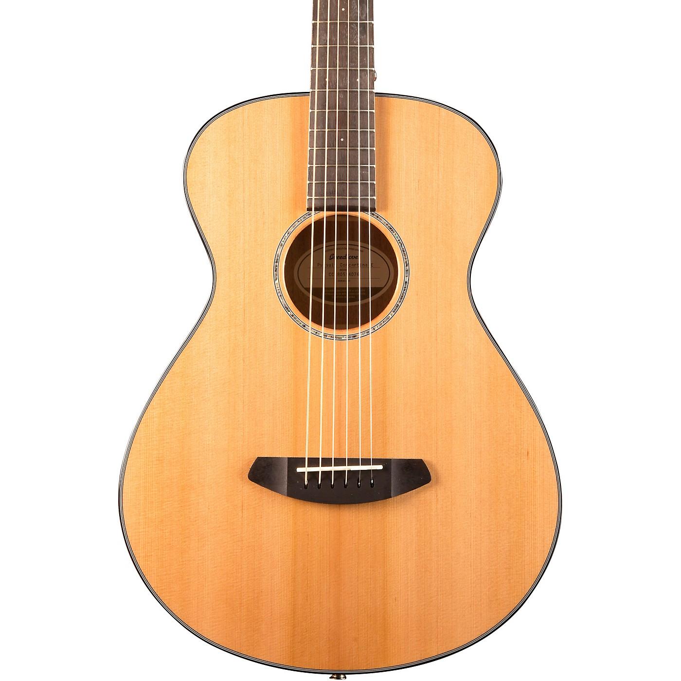 Breedlove Pursuit PSCA01ERCMA Concertina Acoustic-Electric Guitar thumbnail