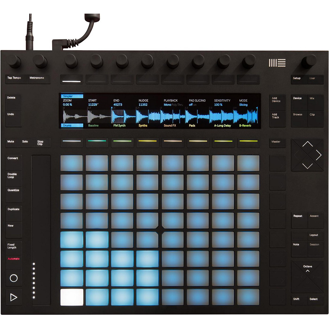 Ableton Push 2 Software Controller Instrument with Live Intro thumbnail