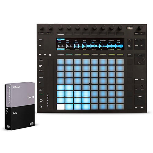 Ableton Push 2 Software Controller with Live 10 Suite thumbnail