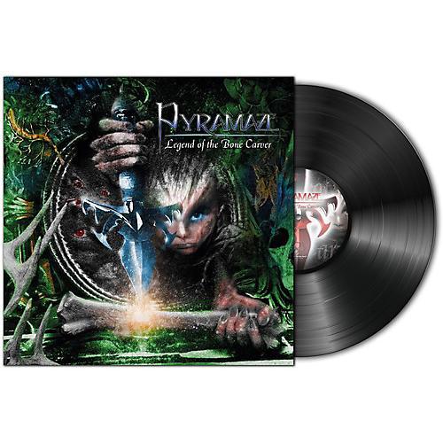 Alliance Pyramaze - Legend Of The Bone Carver thumbnail