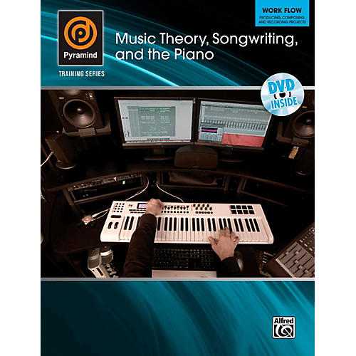 Alfred Pyramind Training Series Music Theory, Songwriting & Book & DVD thumbnail