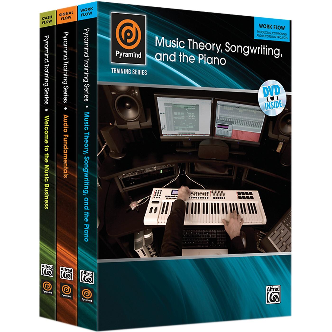 Alfred Pyramind Training Series Three-Book & DVD Set thumbnail