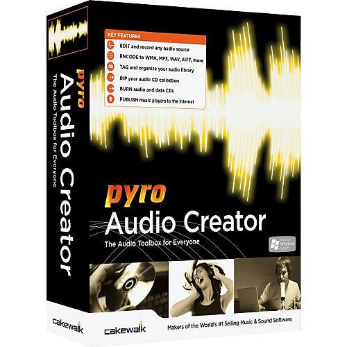 Cakewalk Pyro Audio Creator-thumbnail
