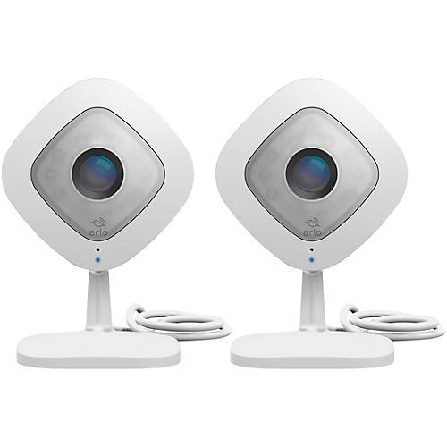 Arlo Q 1080p HD Security Camera 2-Pack thumbnail