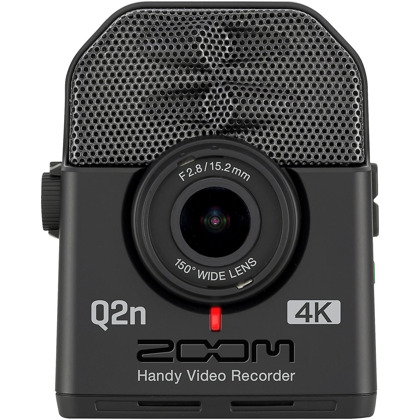 Zoom Q2n-4K Handy Video Recorder thumbnail